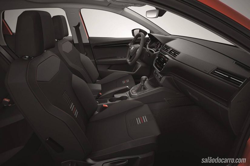 Montadora libera imagens do novo Seat Ibiza
