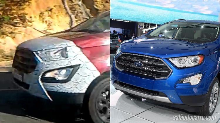 Confira algumas novidades do Ford Ecosport 2018