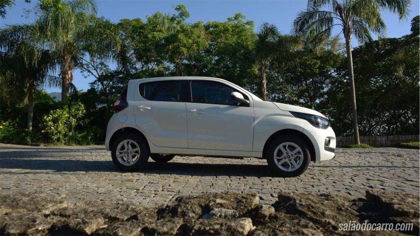 Fiat Mobi Drive