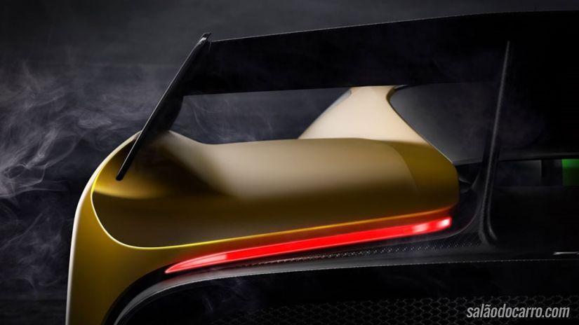 Divulgados novos detalhes sobre o Fittipaldi EF7 Vision Grand Turismo