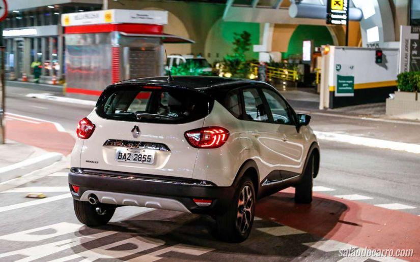 Renault lança oficialmente Captur e SUV chega a partir de R$ 78.900,00 - Foto 1