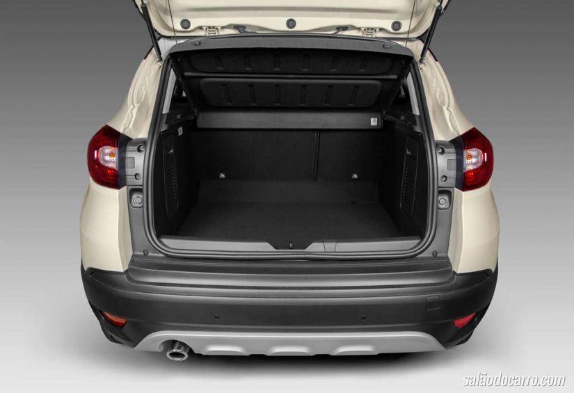 Renault lança oficialmente Captur e SUV chega a partir de R$ 78.900,00 - Foto 2