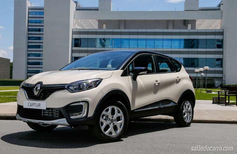 Renault lança oficialmente Captur e SUV chega a partir de R$ 78.900,00 - Foto 4