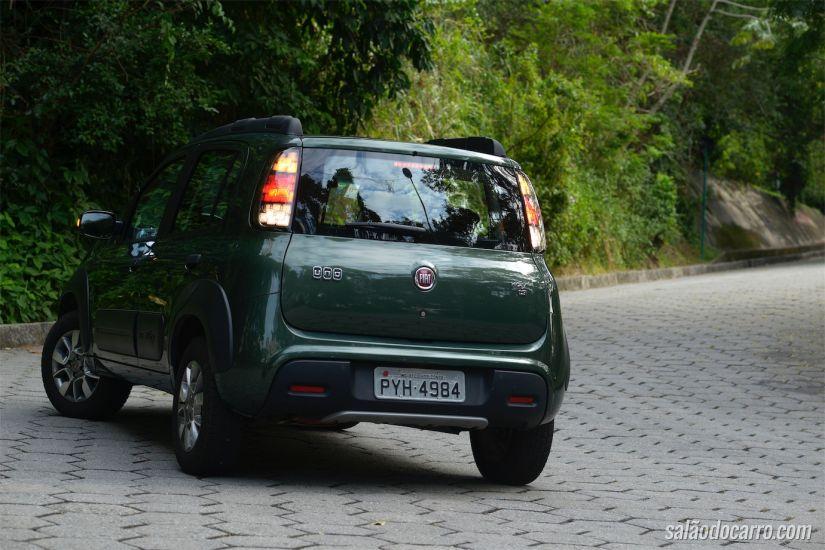 Fiat Uno Way 1.3 Dualogic