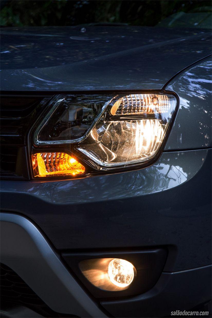 Renault Duster Dynamique 2.0 manual
