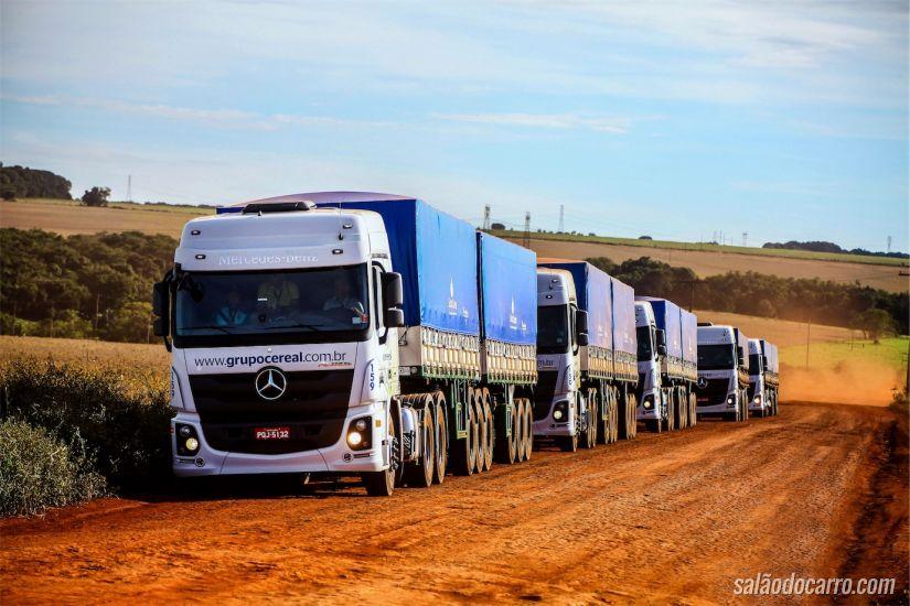 Mercedes-Benz no agronegócio