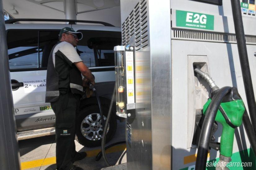 Gasolina terá nova redução de preços