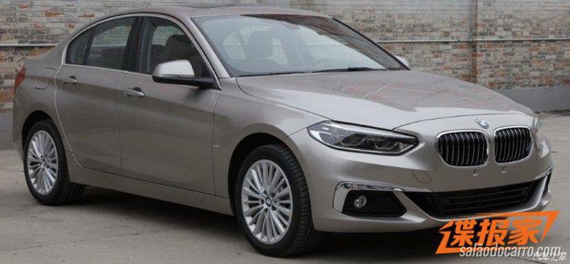 Série 1 da BMW poderá ser produzido nacionalmente