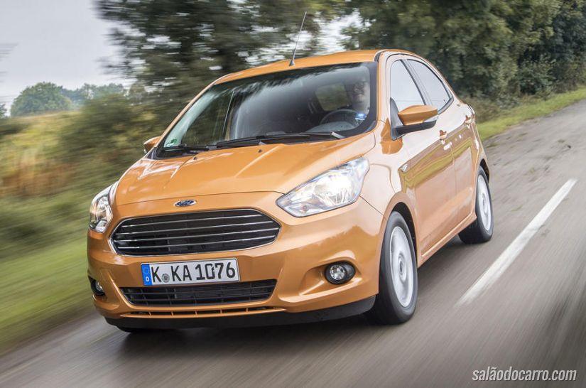 Ford anuncia recall de 9.078 unidades