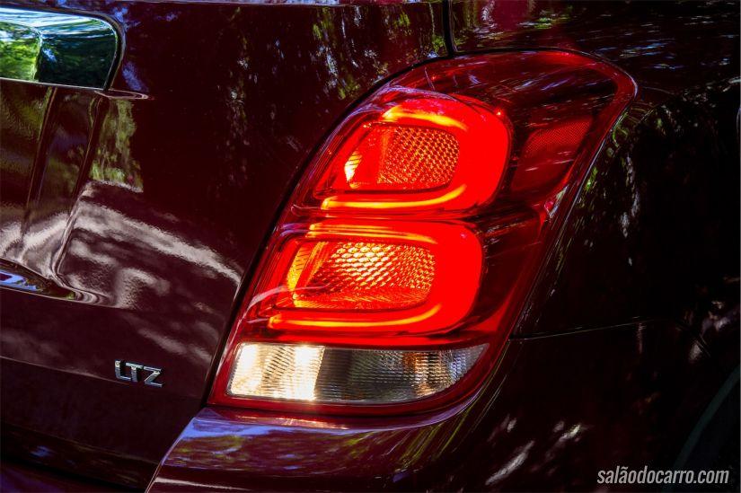 Chevrolet Tracker LTZ 1.4 Turbo