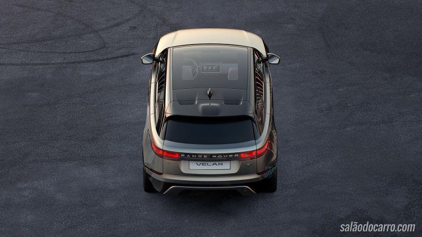 Land Rover apresenta novo SUV Velar - Foto 2