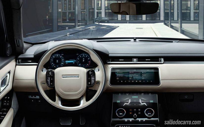 Land Rover apresenta novo SUV Velar - Foto 3