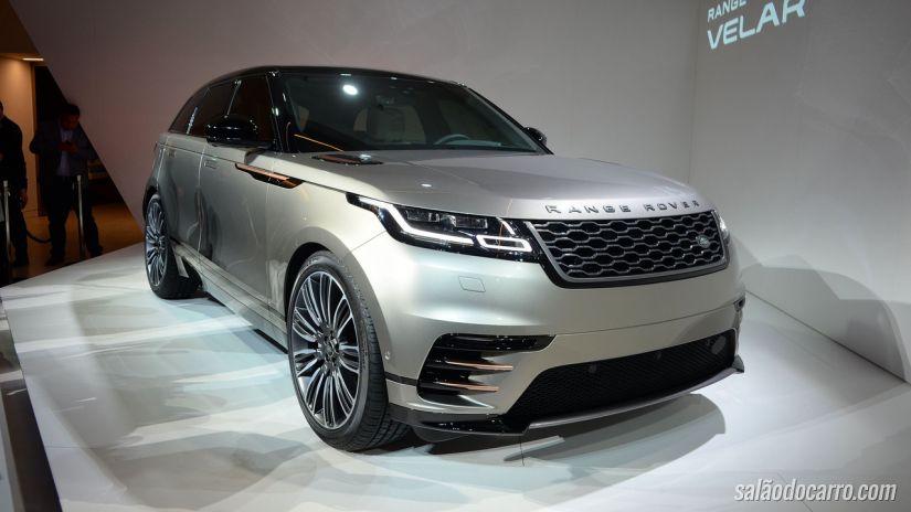 Land Rover apresenta novo SUV Velar - Foto 4