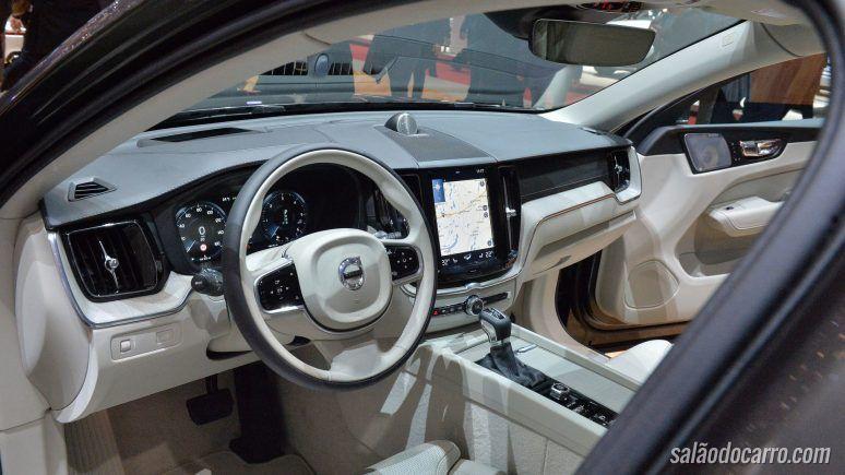 Novo Volvo XC60 começa a ser vendido em agosto no Brasil