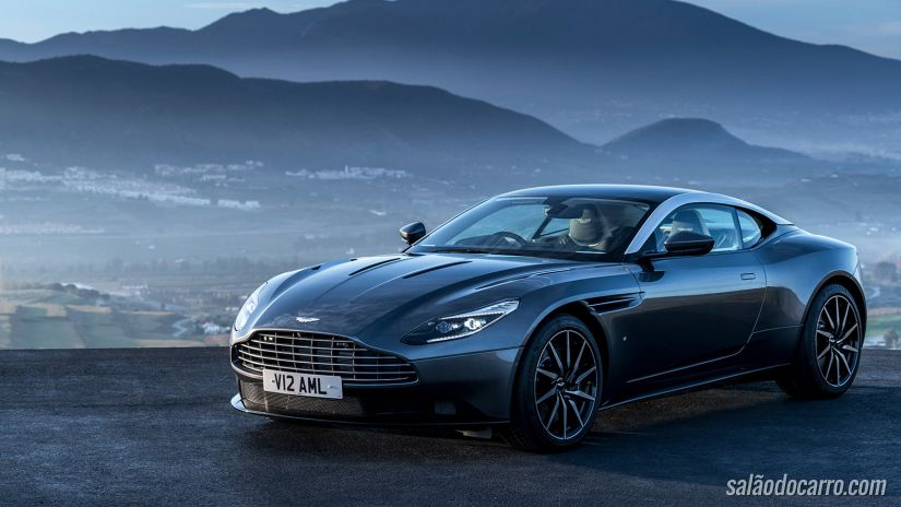 Aston Martin não vai mais importar carros ao Brasil