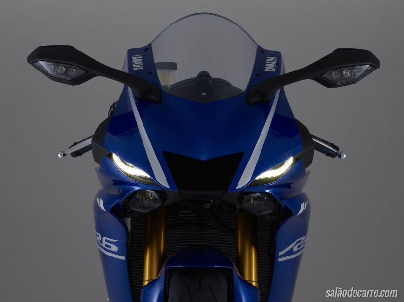 Confira os preços da nova moto esportiva YZF-R6