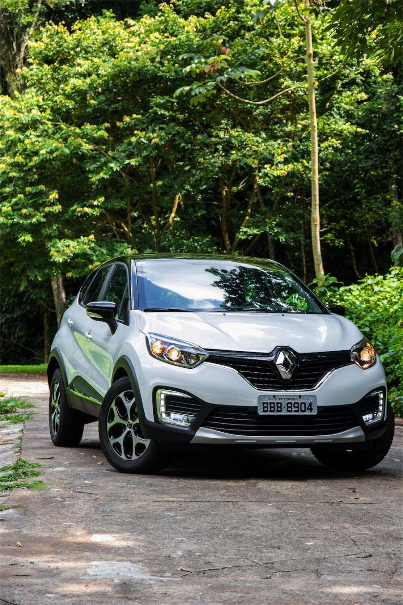Renault Captur Intense