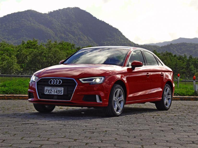 Audi A3 Sedan nacional