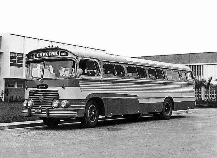 Ônibus B76 (1963)