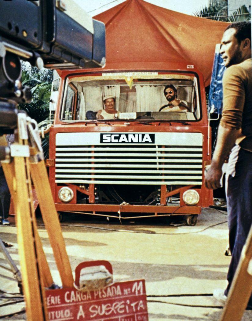"""LH 141 no seriado """"Carga Pesada"""" (1979)"""