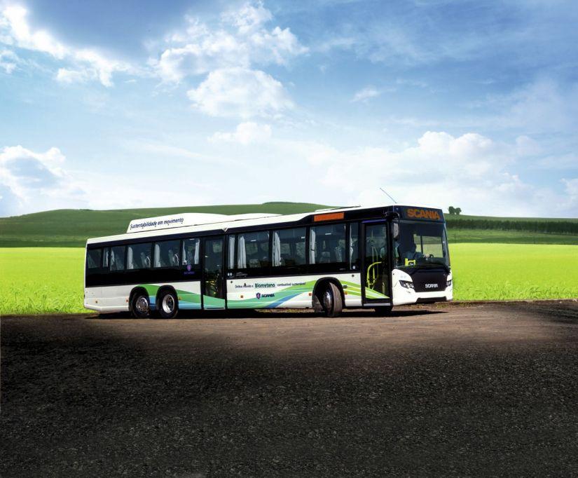 Ônibus Biometano (2016)
