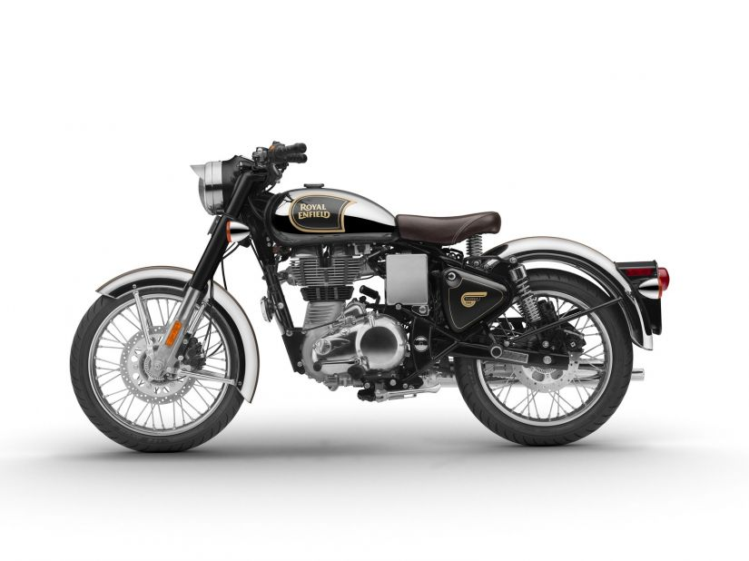 Marca de motos Royal Enfield chega ao Brasil