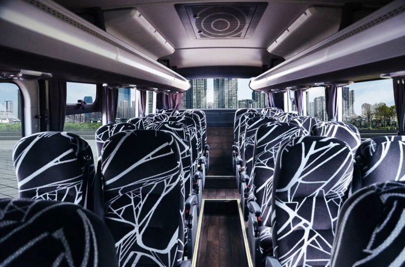 Micro-ônibus Soulclass