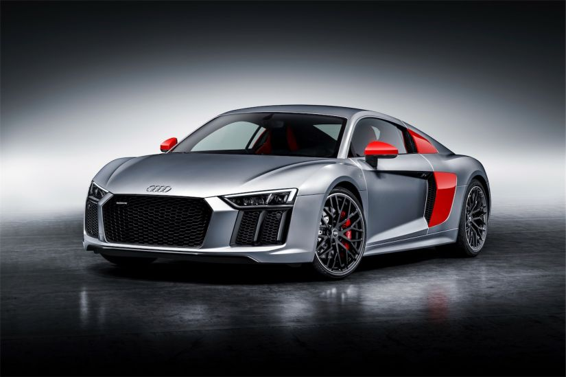 Audi R8 Coupe Edition Audi Sport
