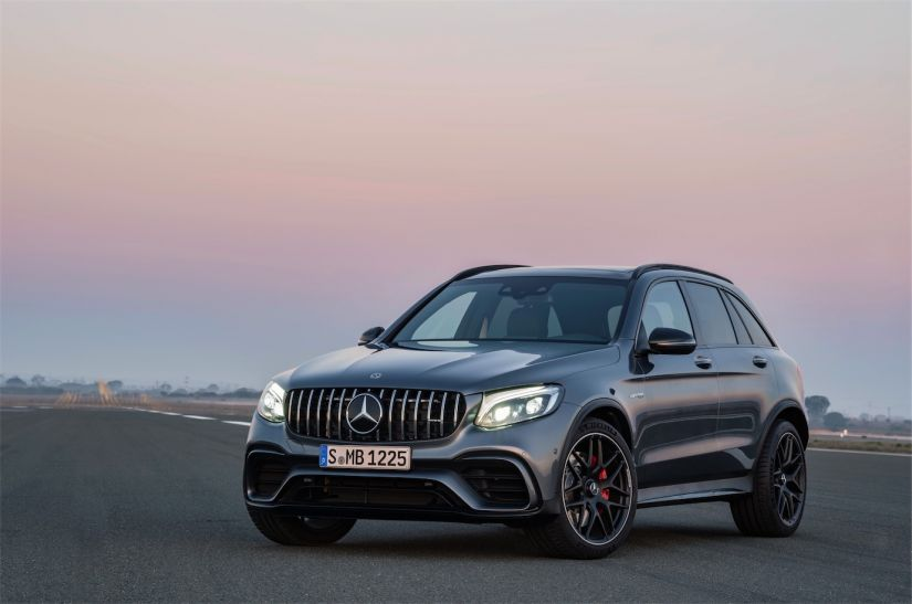 Mercedes AMG GLC 63 S 4matic