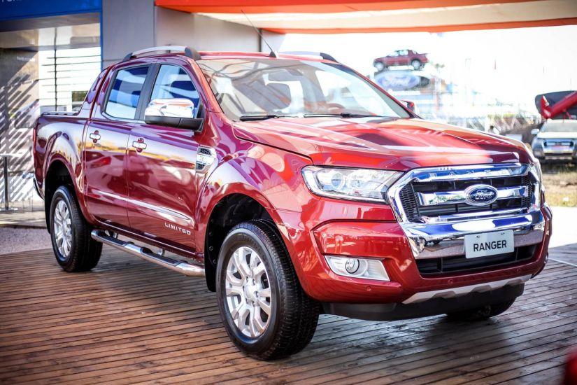 Ford Ranger convoca recall