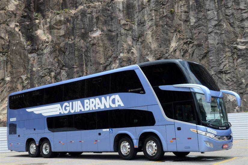 Ônibus O 500 RSDD 8x2 de 15 metros