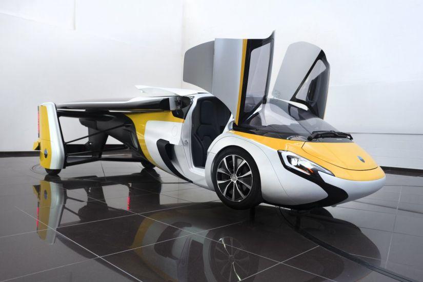 Modelo de carro voador pode já pode ser reservado na Europa
