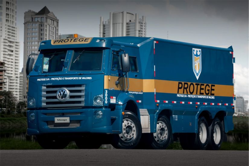 Caminhões e ônibus MAN/Volkswagen