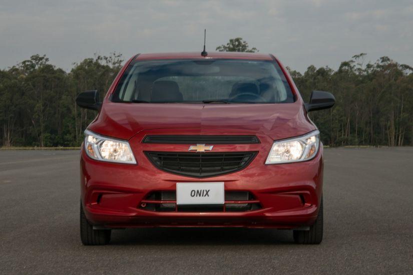 Chevrolet convoca recall do Onix