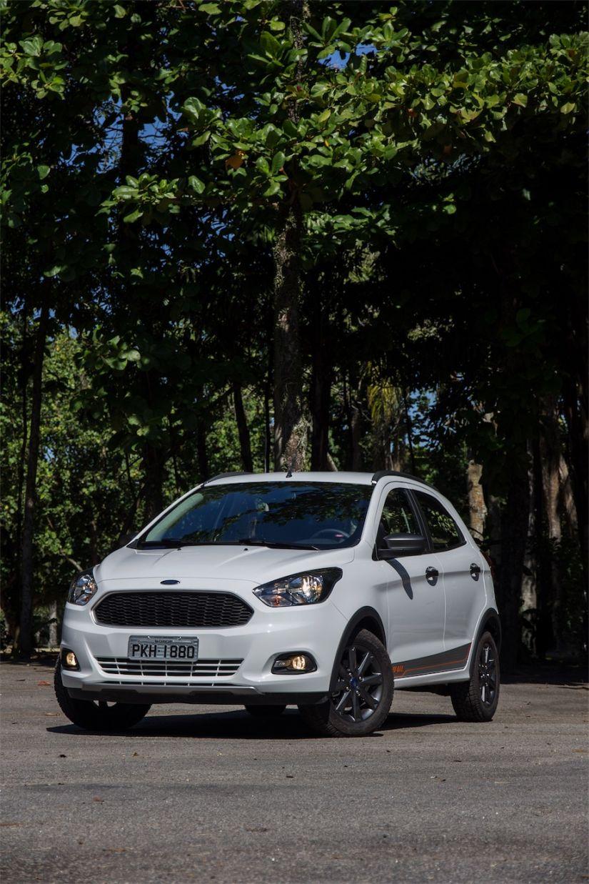 Ford Ka Trail 1.0