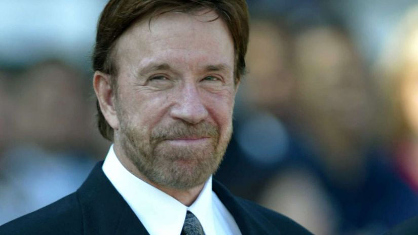 Chuck Norris é o novo embaixador da Fiat