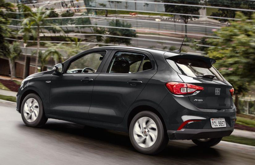 Fiat revela preços de Argo. Confira detalhes de todas as versões.