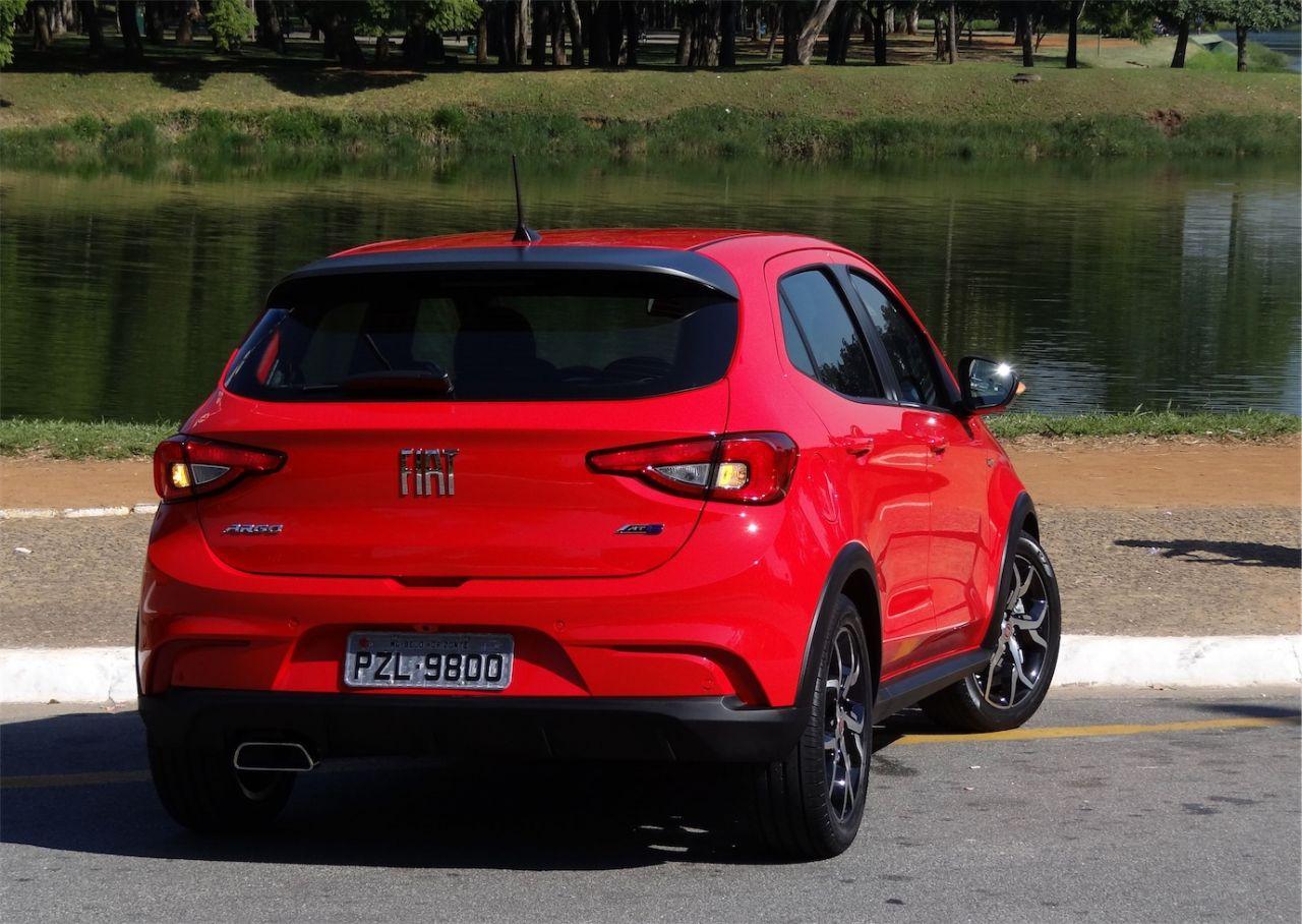 Fiat Argo 1 8 Hgt Autom U00e1tico - Testes