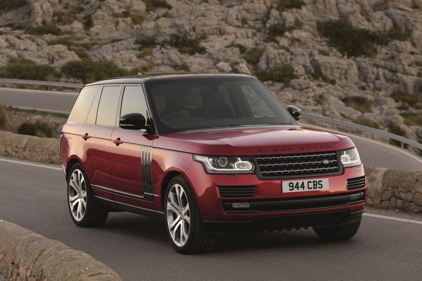 Range Rover Vogue, Sport e Discovery Sport passam por recall