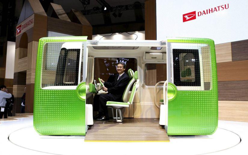 Daihatsu pode voltar a operar no Brasil