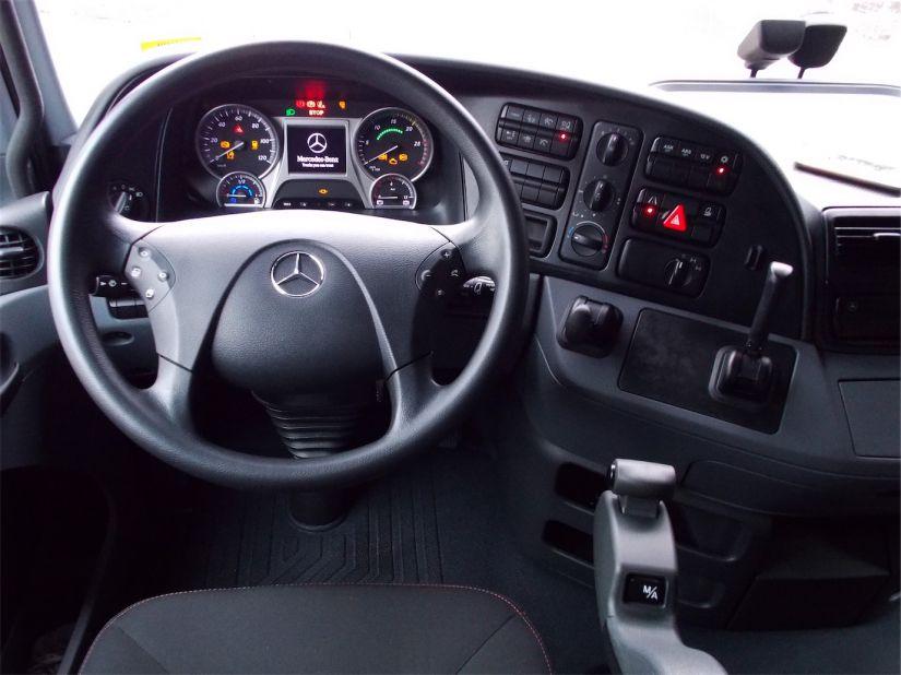 Mercedes-Benz Actros 2651 6X4