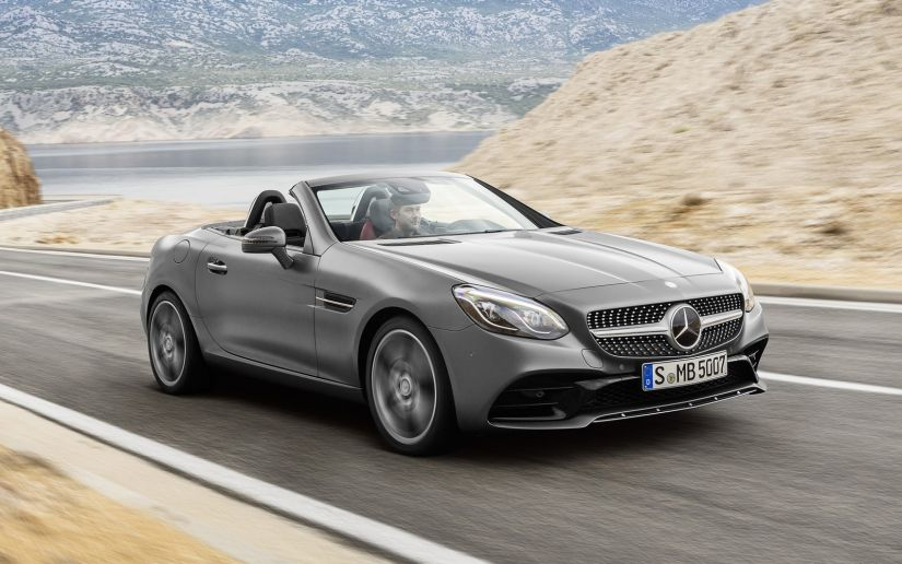Mercedes-Benz chama modelos esportivos para recall