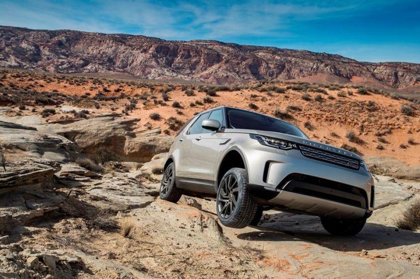 Novo Land Rover Discovery custa a partir de R$ 365 mil