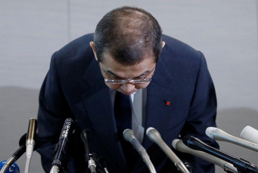 Takata venderá ativos por US$ 1,6 bilhão