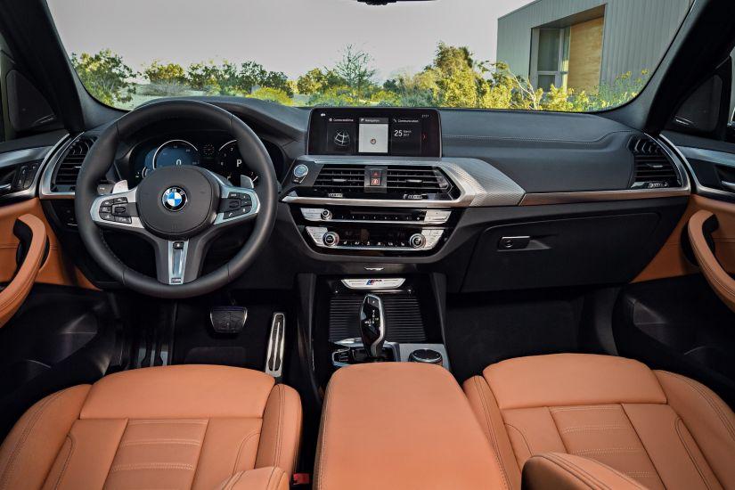 Nova geração do X3 é revelada pela BMW