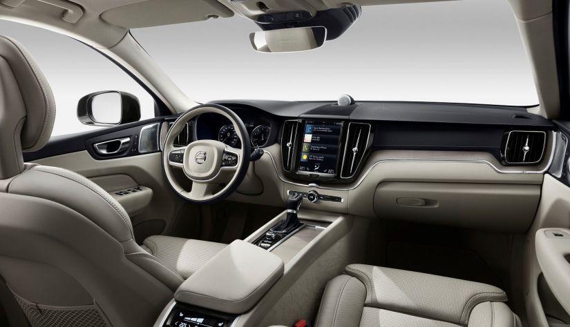 Volvo libera possibilidade de configuração do novo XC60