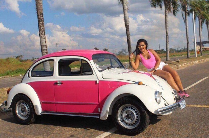 Mulheres criam grupo de carros modificados no Acre