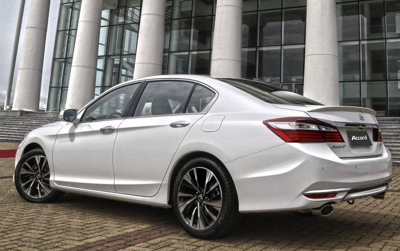 Honda confirma recall para Accord