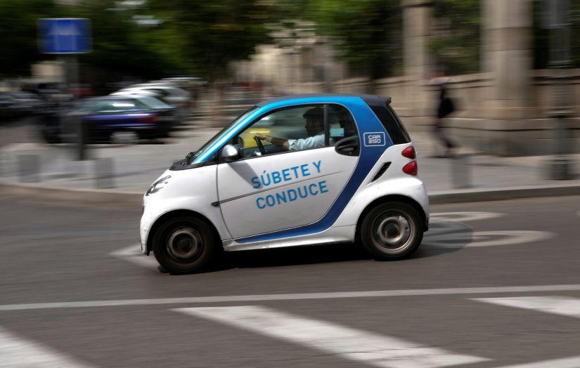 Opções de compartilhamento de veículos crescem no Brasil