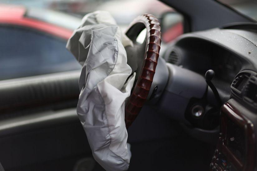 Airbags mortais: mais uma morte registrada por falha no sistema de segurança